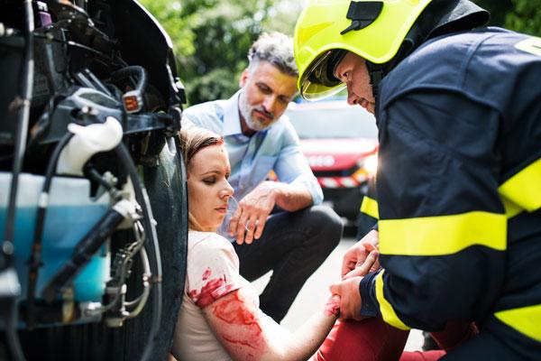 車禍意外事故